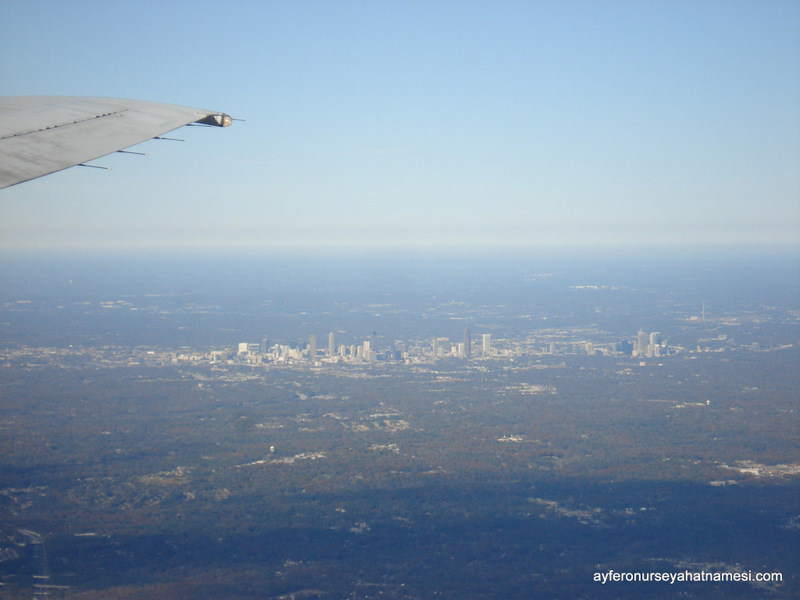 Havadan Atlanta :)