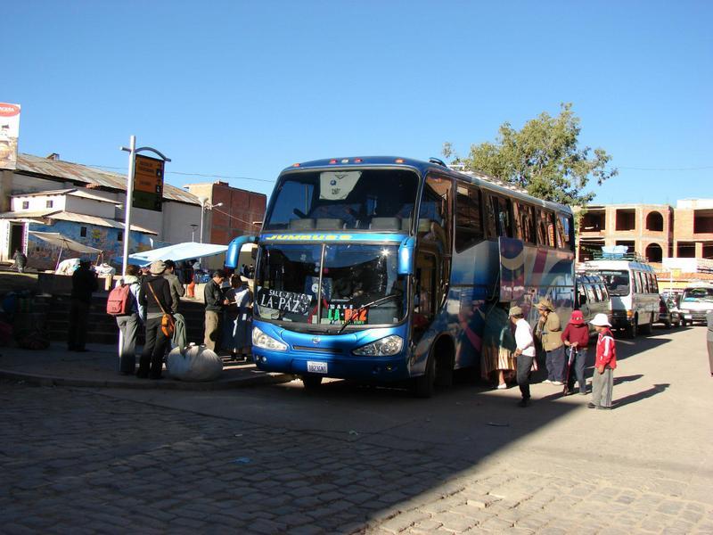 Şehirler arası otobüsler
