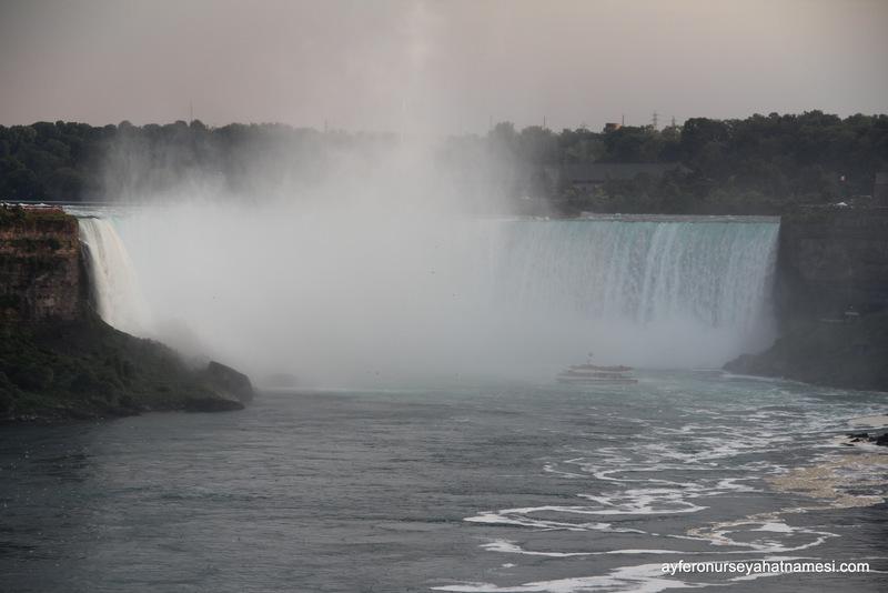 Horseshoe Falls - Niagara Şelalesi