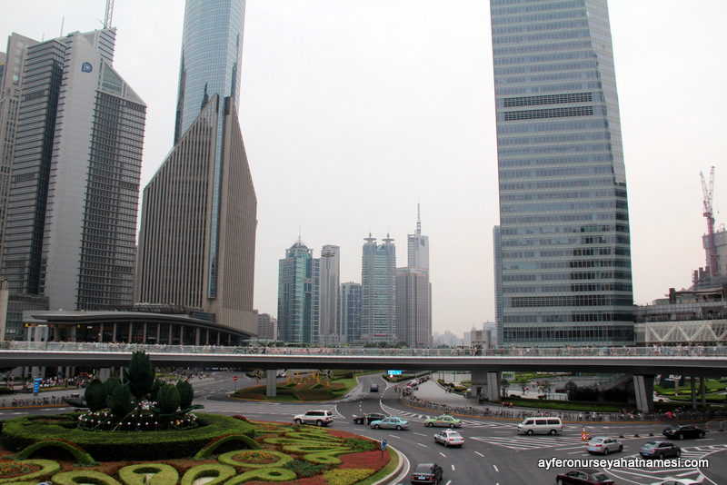 Pudong Bölgesi