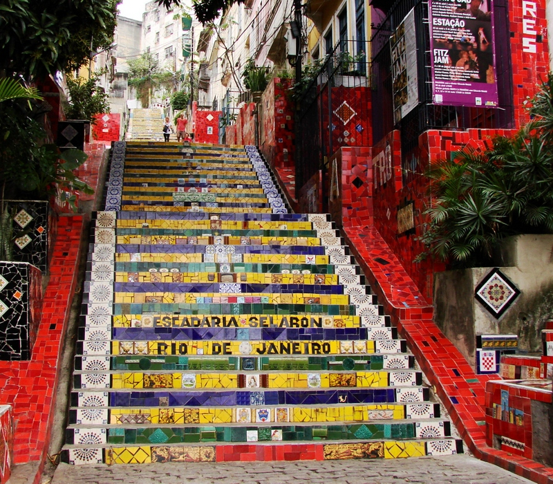 Selaron Merdivenleri