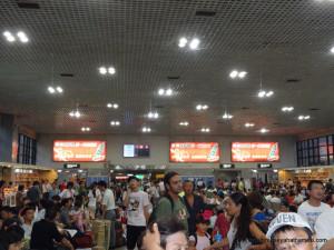 Pekin Batı Tren İstasyonu - Çin'de Tren Yolculuğu
