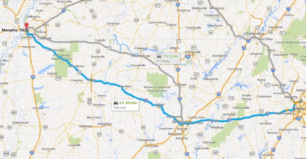 Atl-Memphis