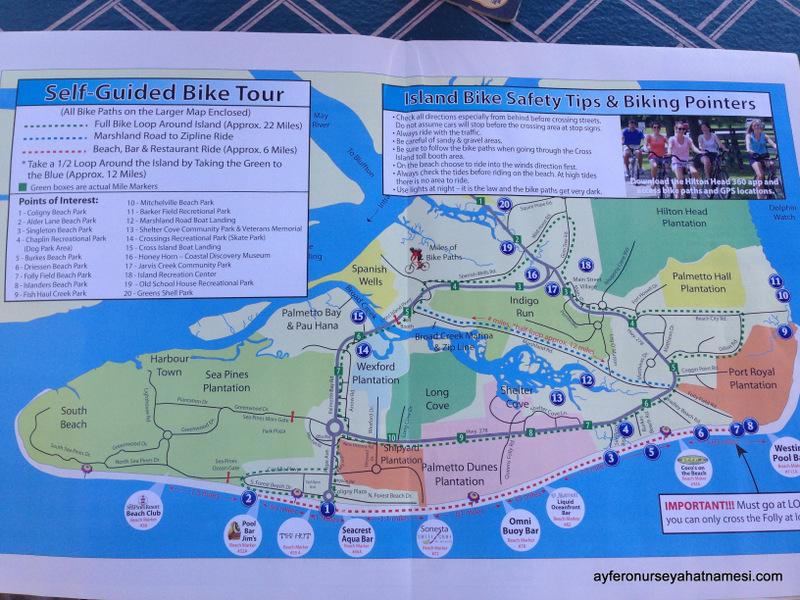 Hilton Head Island Genel Görünüş