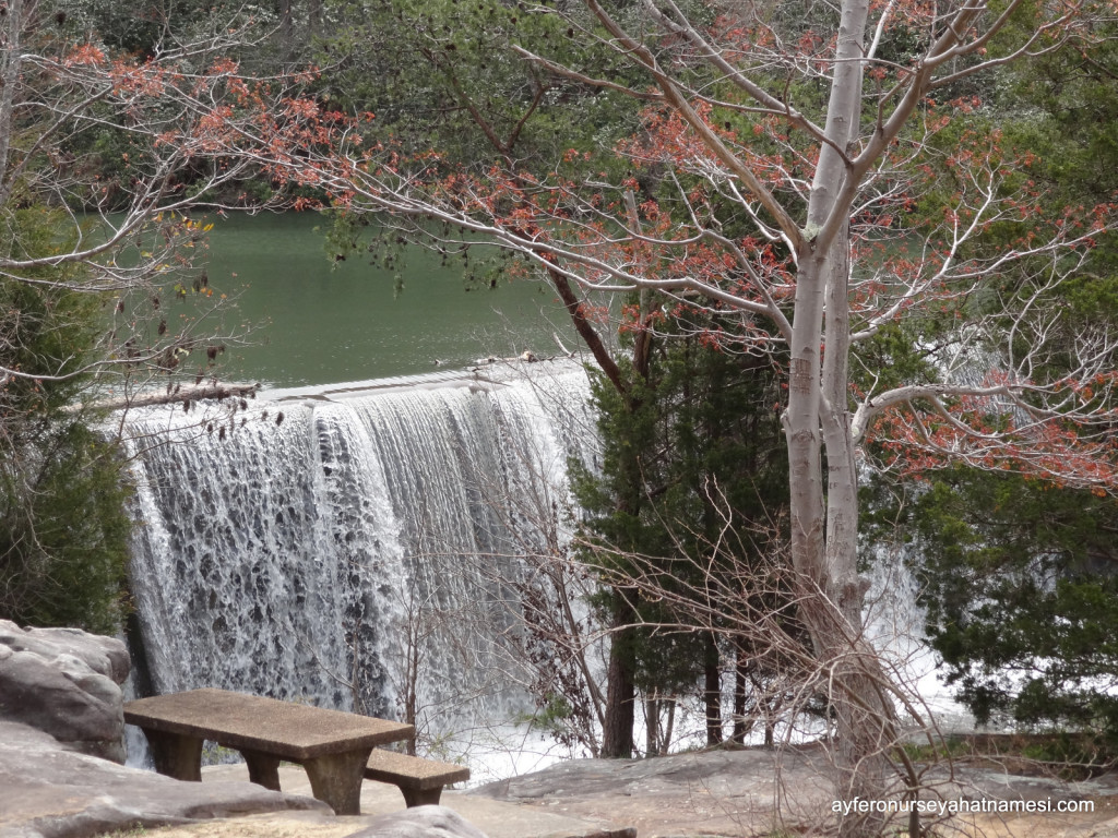 DeSoto Falls - Alabama State Parks