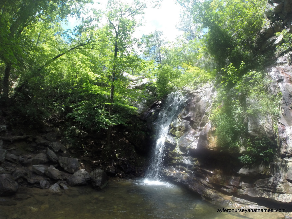 Peavine Falls - Alabama State Parks