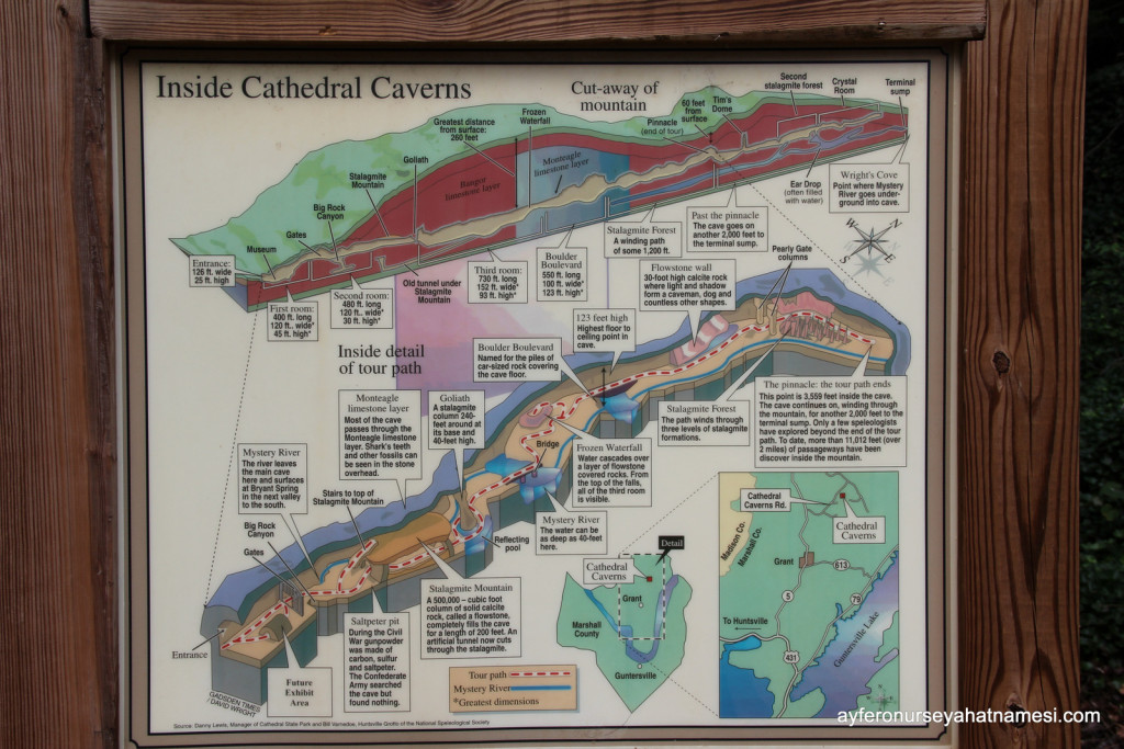 Cathedral Caverns State Park - Alabama State Parks