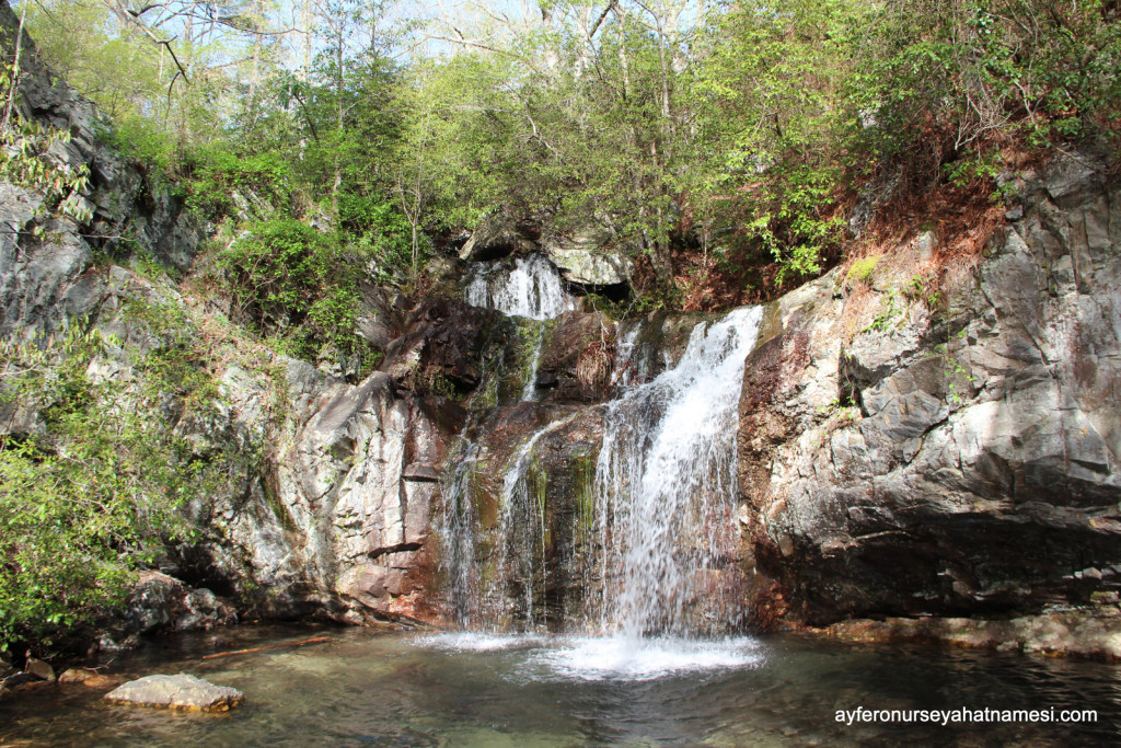 High Falls - Cheaha State Park