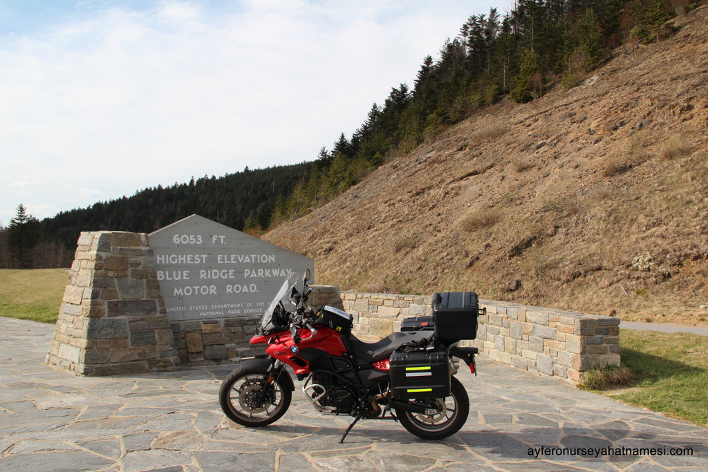 Blue ridge Parkway - 2