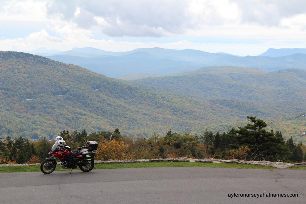 Blue ridge Parkway - 6