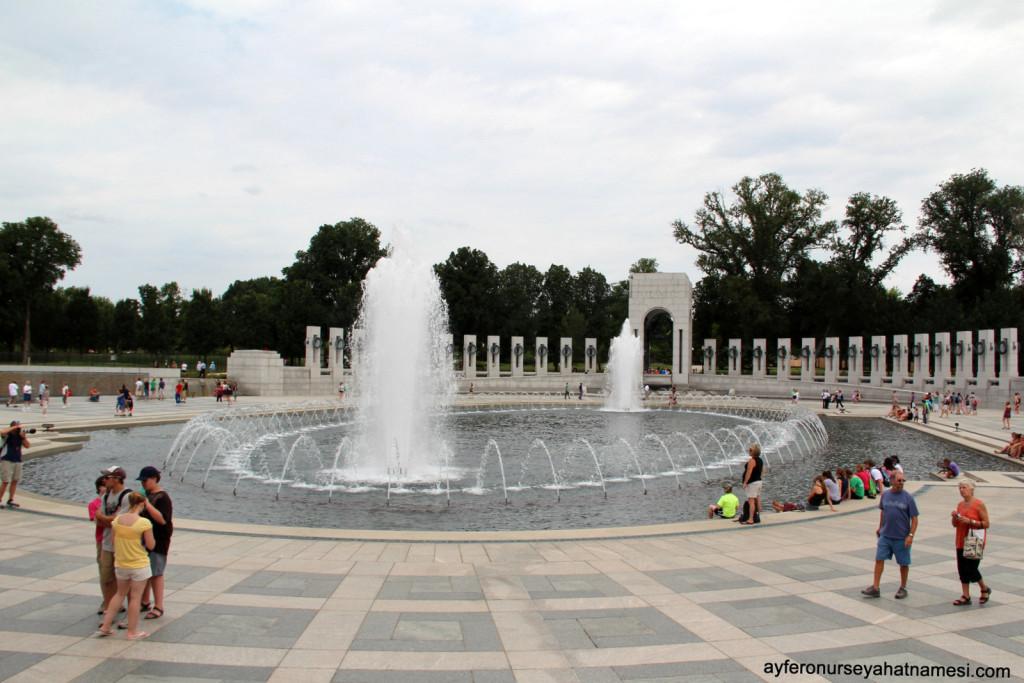 II.Dünya Savaşı Anıtı