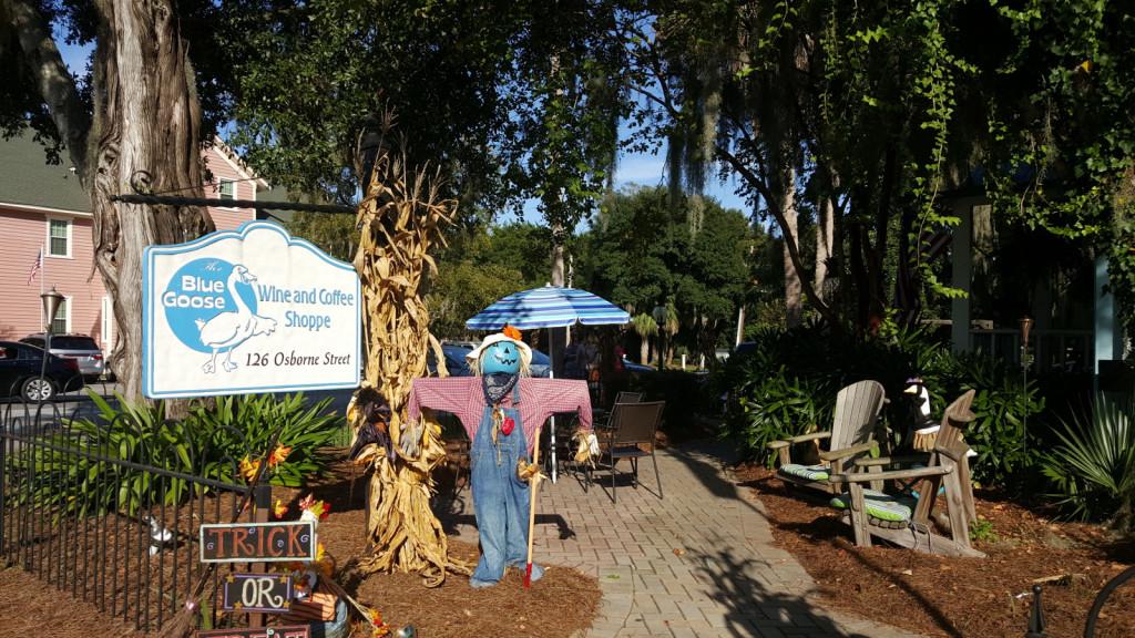 Blue Goose on Osborne Cafe - St. Marys