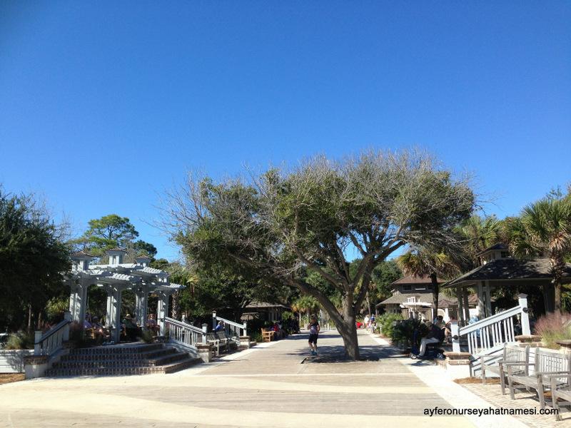 Coligny Beach Park - Hilton Head Island