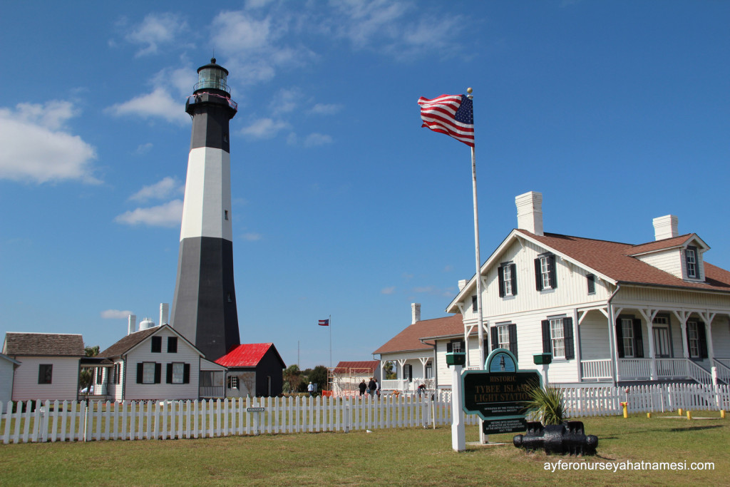 Tybee Island Light Station - Savannah