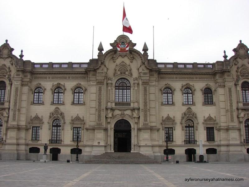 Lima Başkanlık Sarayı