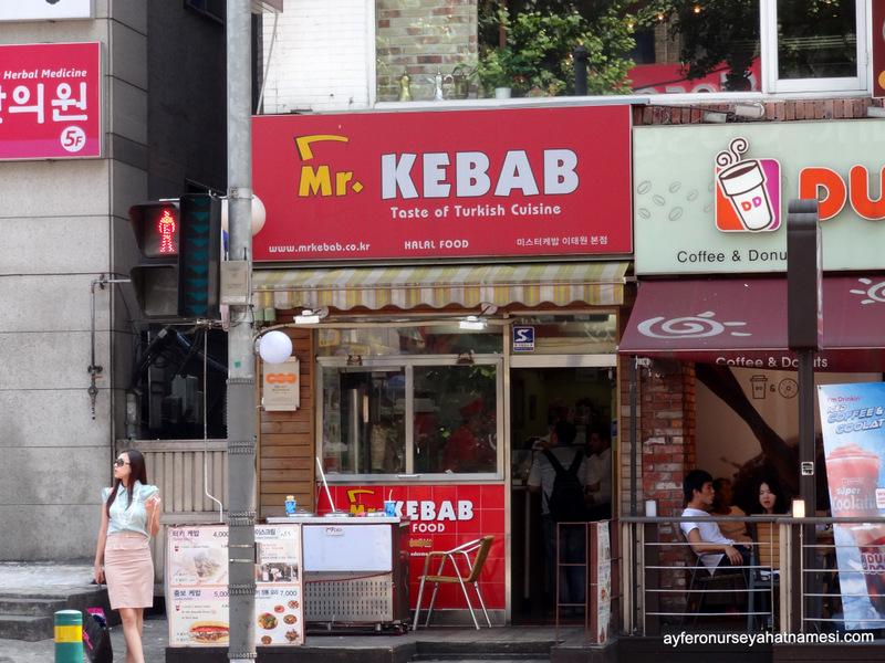 Mr. Kebap - Seul