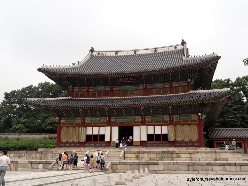 Gyeongbokgung Sarayı - Seul