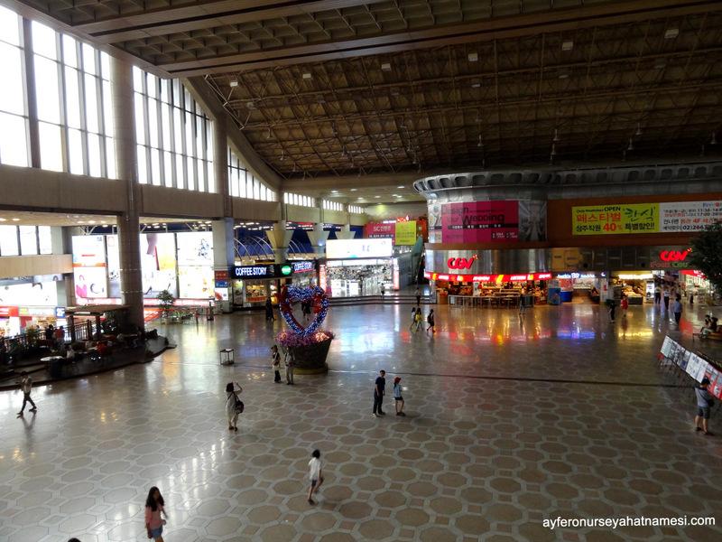 Gimpo Havaalanı: - Seul, Güney Kore