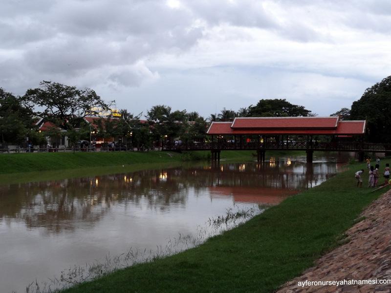 Siem Reap şehir merkezinden...