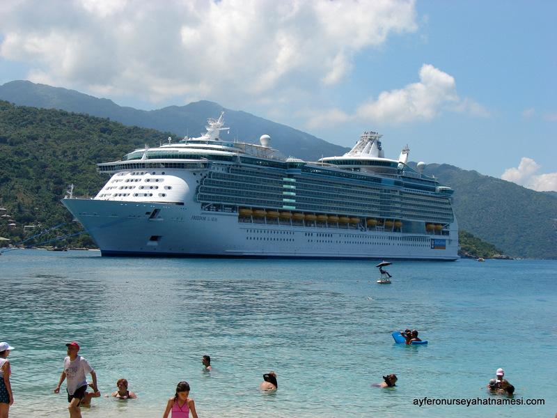 Freedom Of The Seas (Batı Karayipler Cruise Turu)
