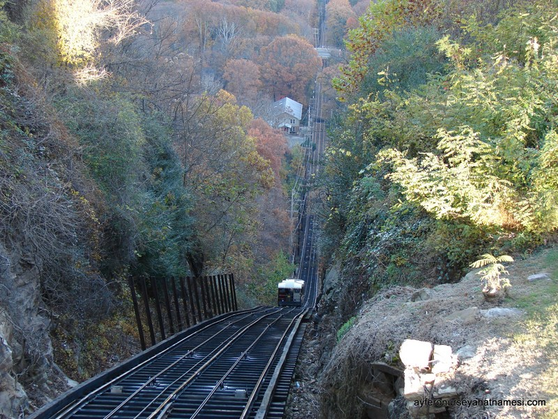Sonbahar - Incline Railway