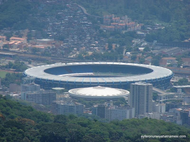 Maracana Stadyumu - Rio de Janeiro