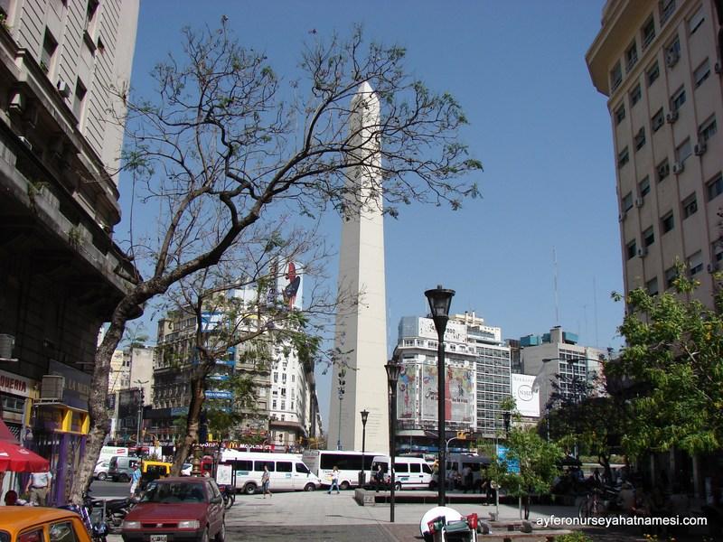 Obelisk - Buenos Aires
