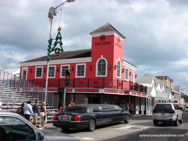 Bacardi - Nassau