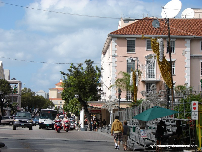 Nassau sokaklardan...