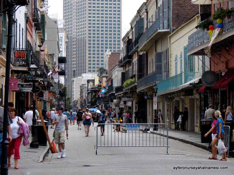 Royal Street - New Orleans