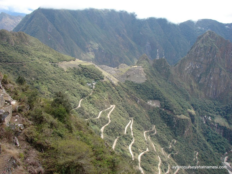 Machu Picchu Yolu