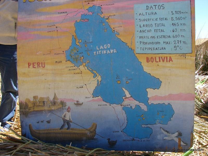 Titicaca Gölü Hakkında bilgiler