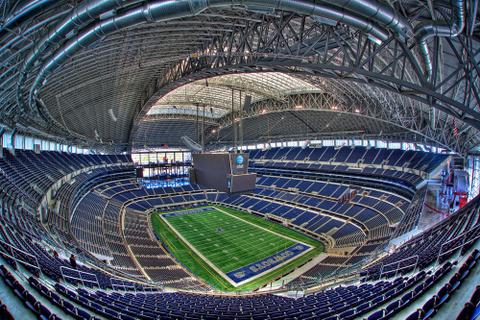 Dallas Cowboy Stadium (Fotoğraf alıntıdır)