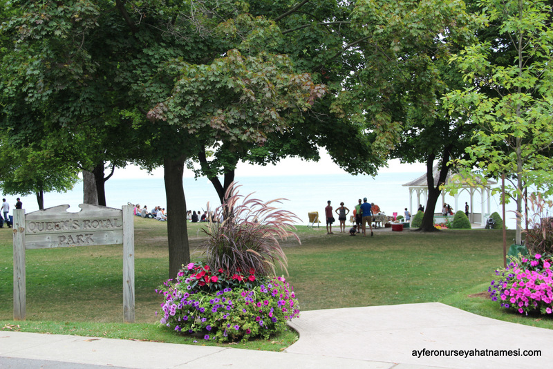 Lake Ontario - Niagara on the Lake