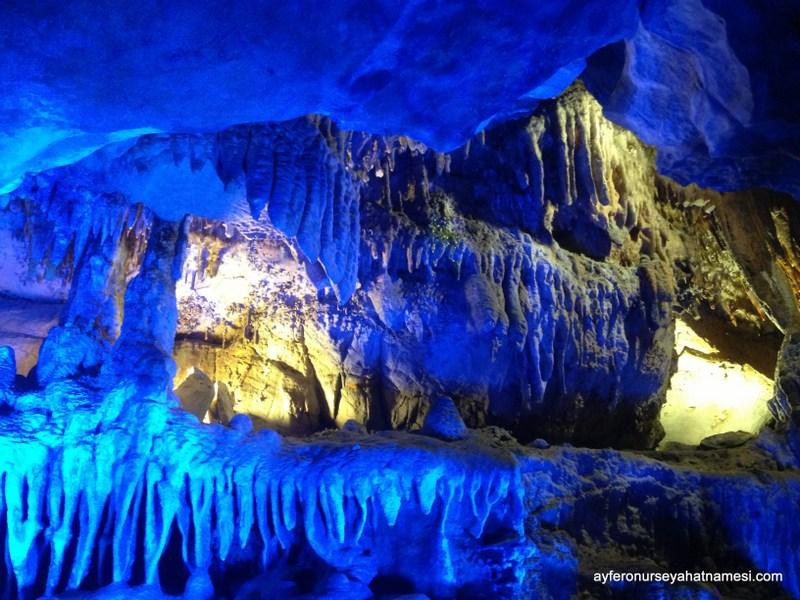 Ruby Mağarası ve Şelalesi