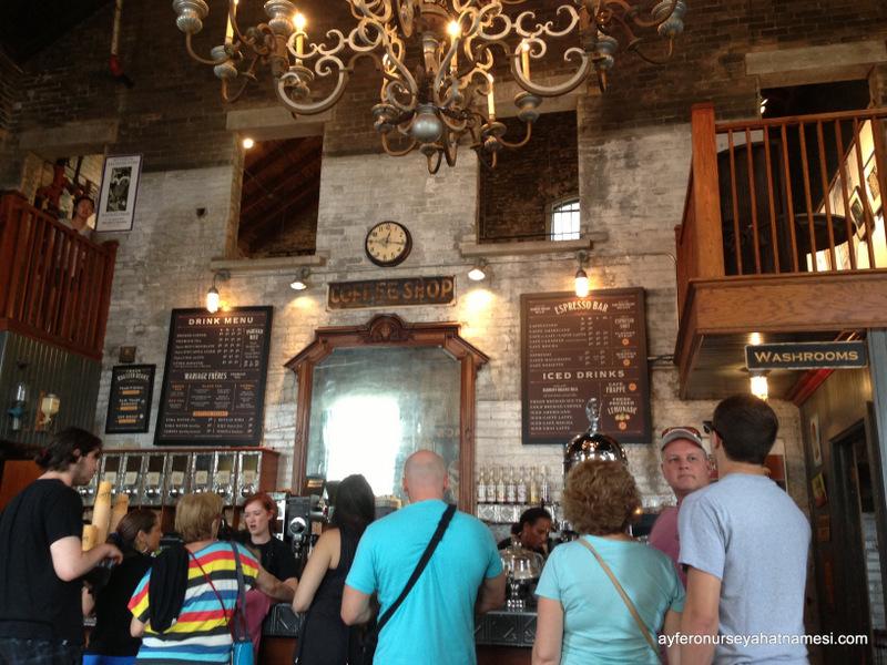 Balzac's Coffee Roasters - The Distillery District