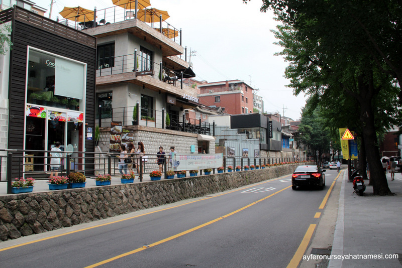 Samcheong-dong Bölgesi - Seul, Güney Kore