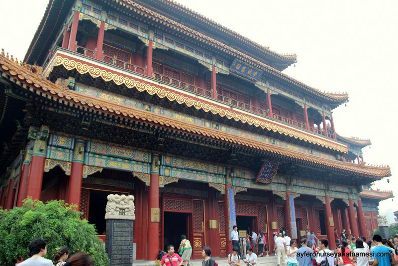 Lama Tapınağı (Lama Temple) - Pekin