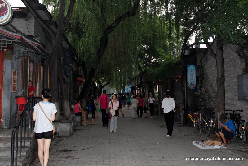 Hutonglar - Nanluoguxiang Bölgesi, Pekin