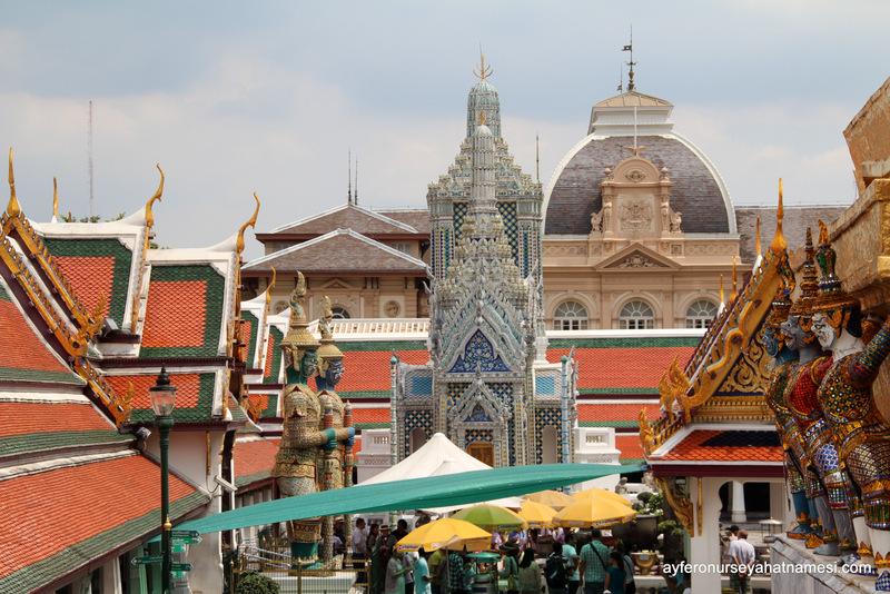 Grand Palace (Büyük Saray) - Bangkok