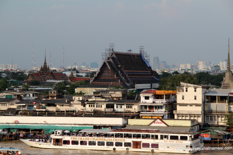 Chao Phraya Nehir Turu - Bangkok