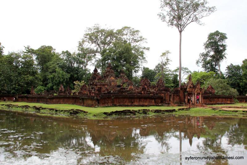 Banteay Srey - Siem Reap