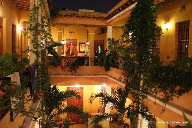 La Brisa Loca Hostel içinden...