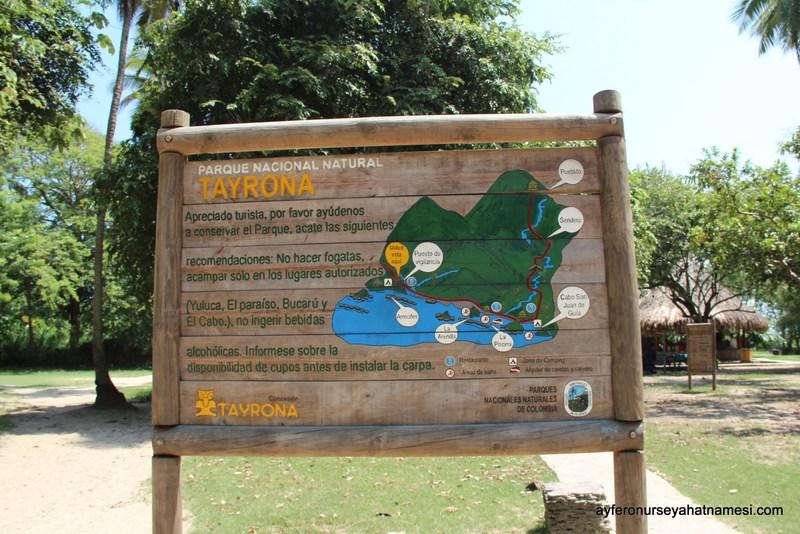 Tayrona Milli Parkı