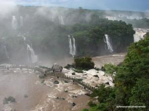 İguacu Şelaleleri