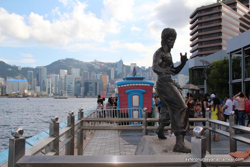 Kowloon Liman Bölgesi-Yıldızlar Caddesi-001