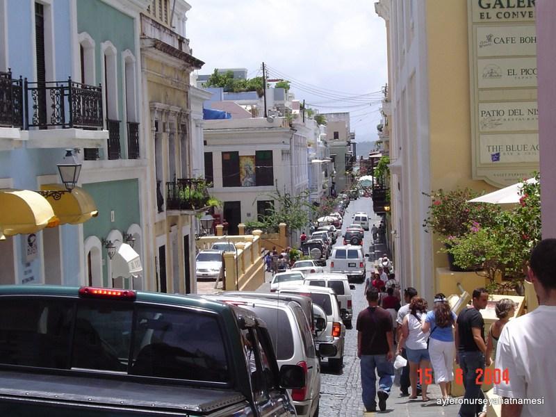 Old San Juan - Porto Riko