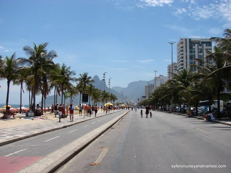 Ipanema Plajı
