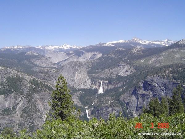 Nevada Falls - Yosemite National Park