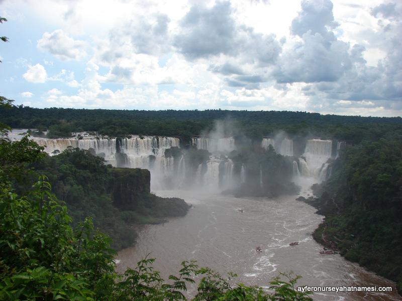 Iguazu Şelaleleri - Brezilya, Arjantin